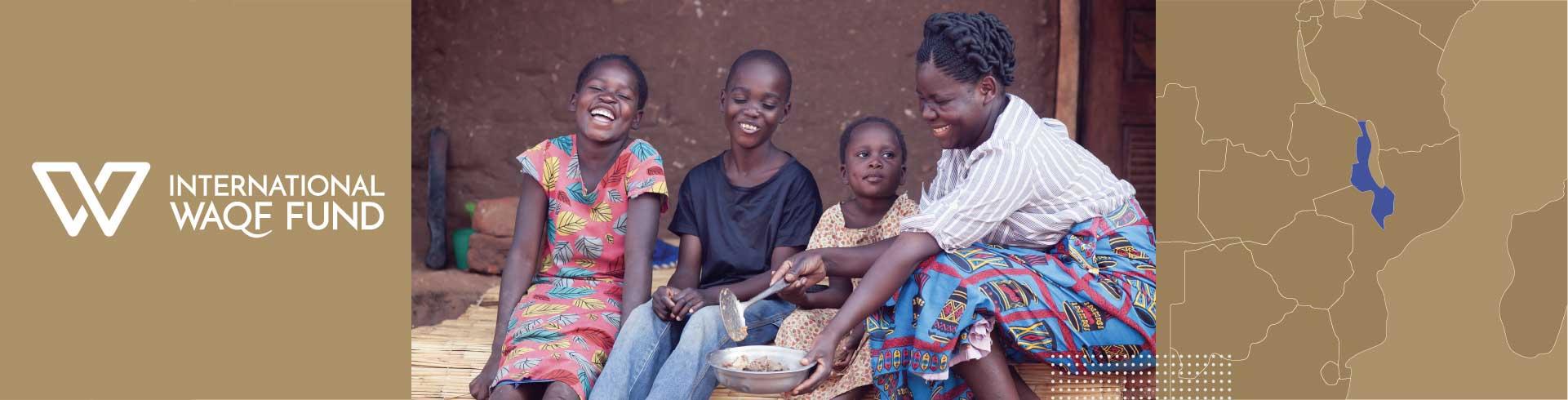 Helping families in Malawi celebrate Eid