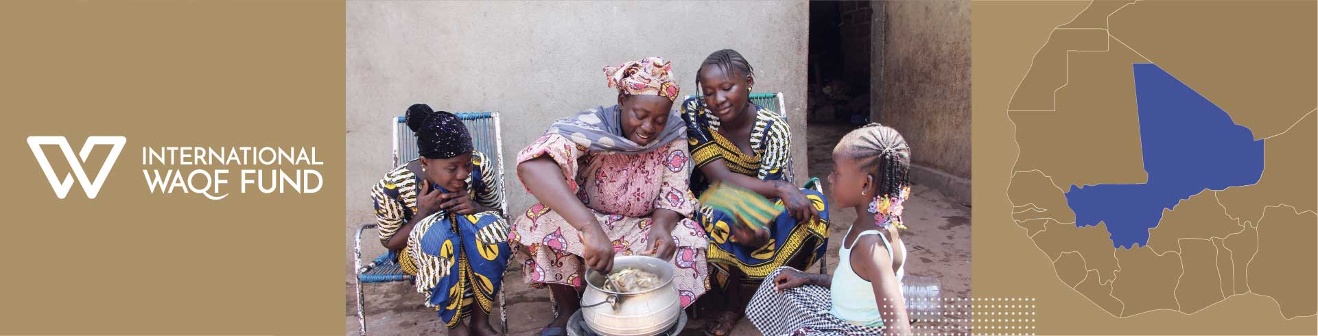 Helping families in Mali celebrate Eid