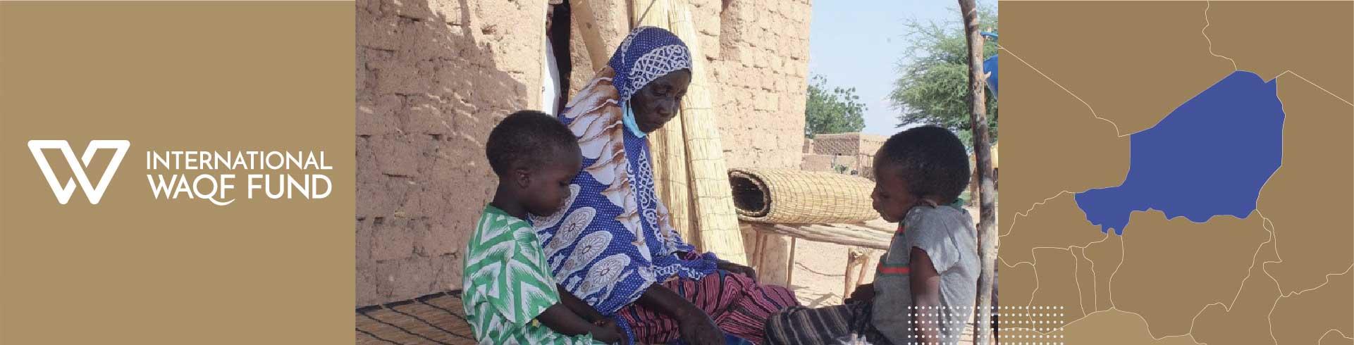 Helping families in Niger celebrate Eid
