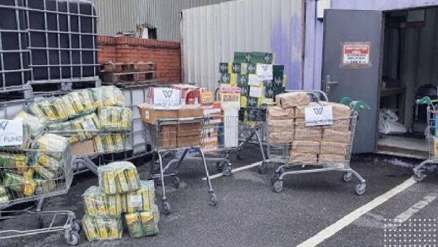 food packs for poor families